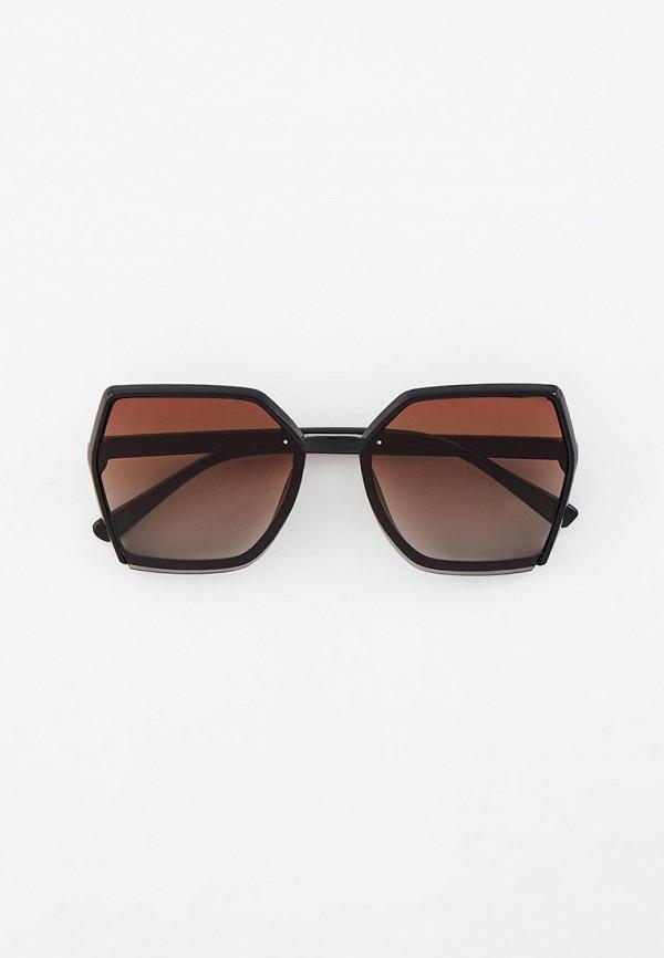 женские квадратные солнцезащитные очки kellis, красные