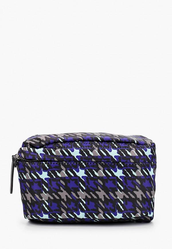 женская поясные сумка rvca, фиолетовая