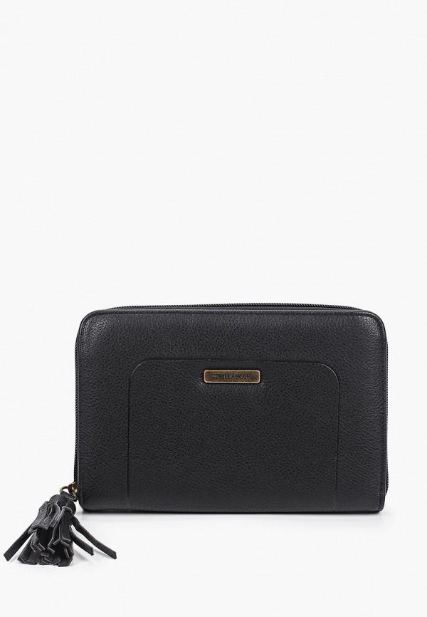 женский кошелёк billabong, черный