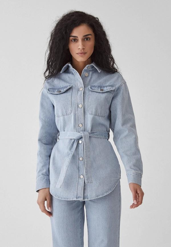 Рубашка джинсовая Zarina