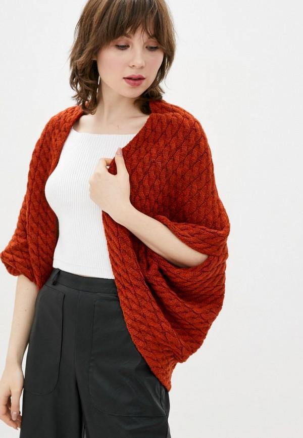 женский кардиган sewel, красный