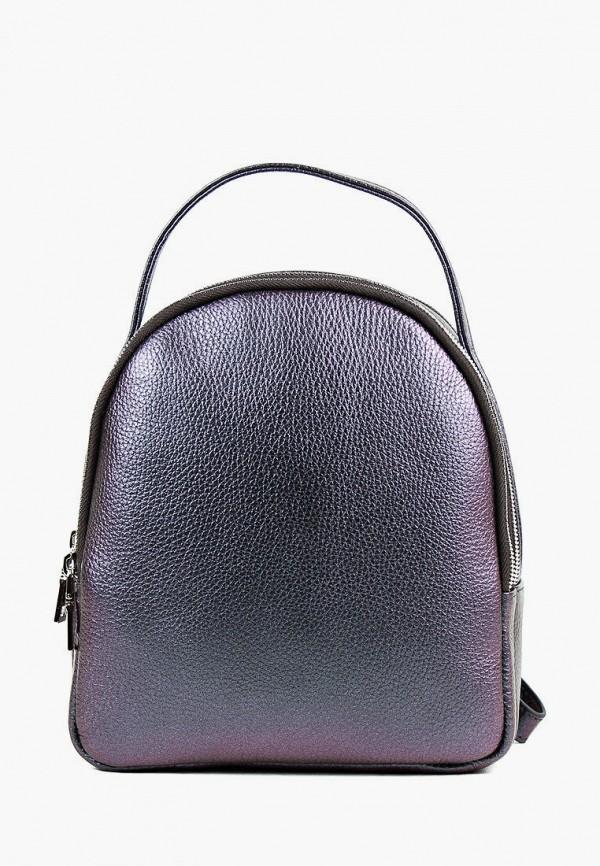 женский рюкзак медведково, фиолетовый
