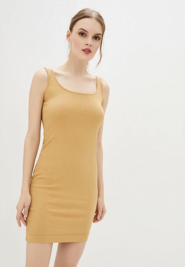 женское платье promin, бежевое