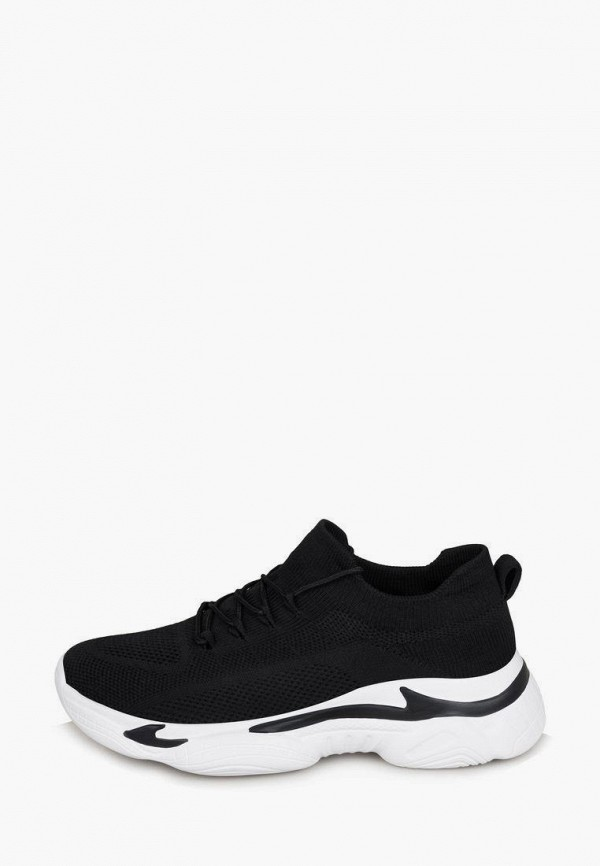 женские низкие кроссовки timejump, черные