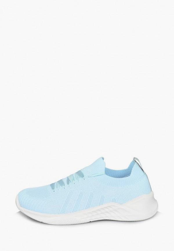 женские низкие кроссовки timejump, голубые