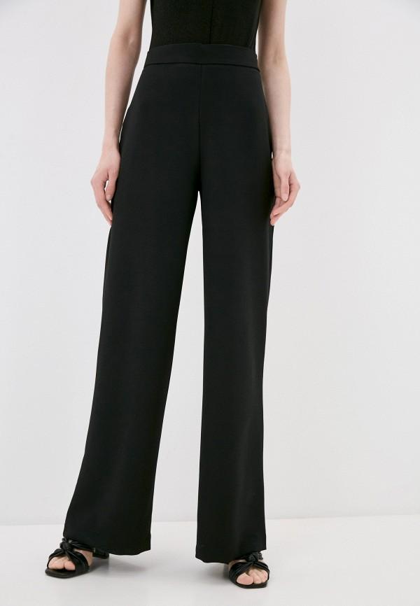 женские классические брюки mark formelle, черные