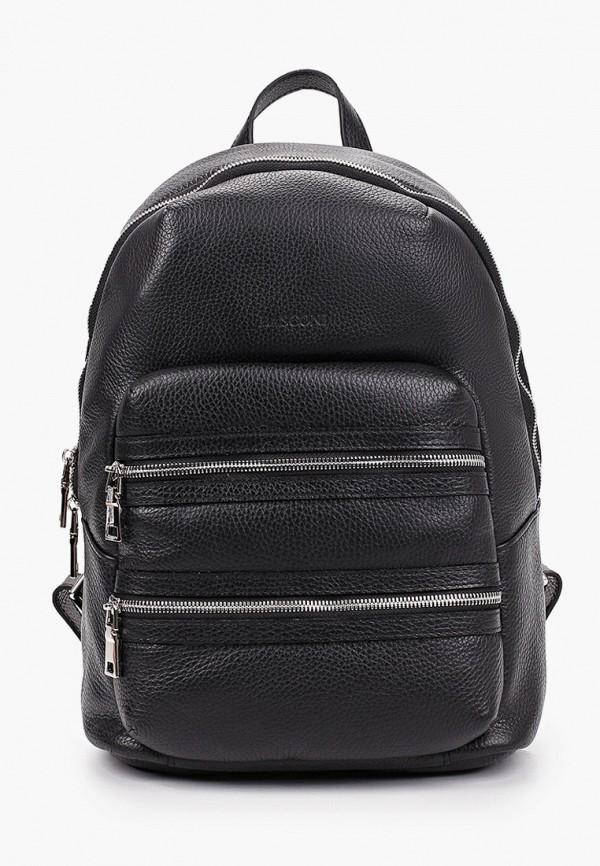 женский рюкзак basconi, черный