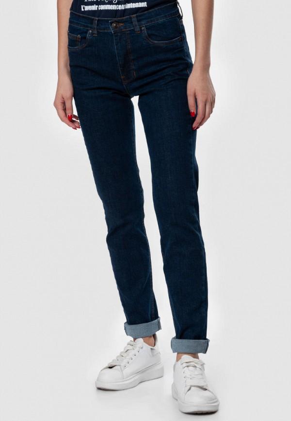 женские прямые джинсы arber, синие