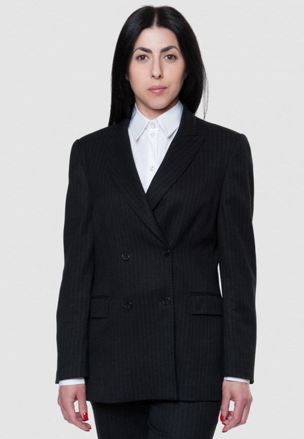 женский пиджак arber, черный