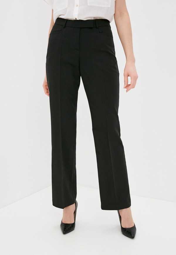 женские классические брюки vittoria vicci, черные