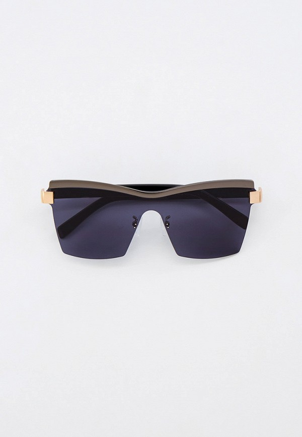 женские солнцезащитные очки mon mua, серые