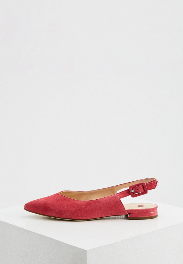женские туфли hogl, розовые