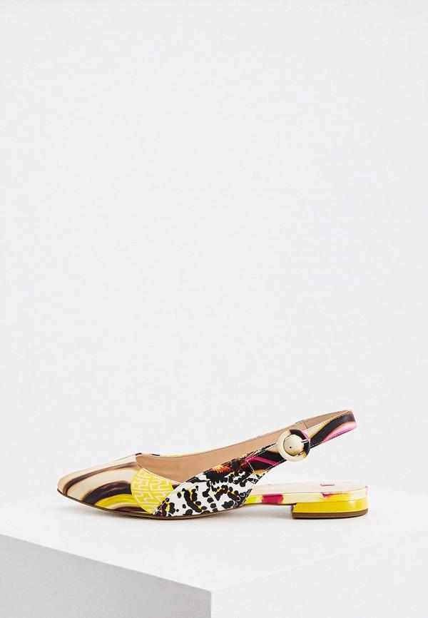 женские туфли hogl, разноцветные