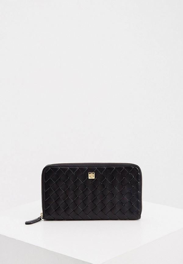 женский кошелёк hogl, черный