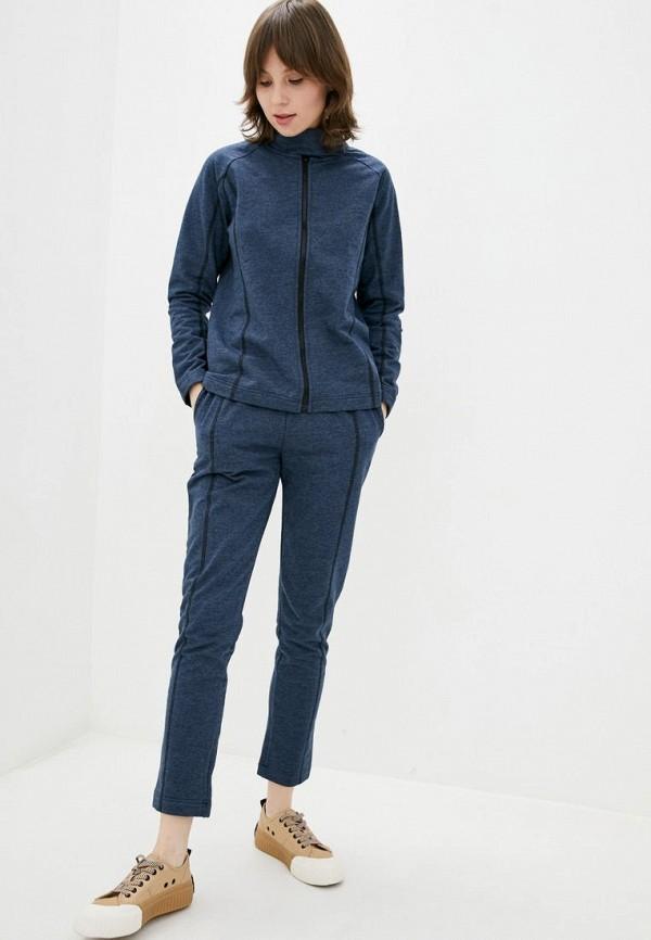 женский спортивный костюм promin, синий