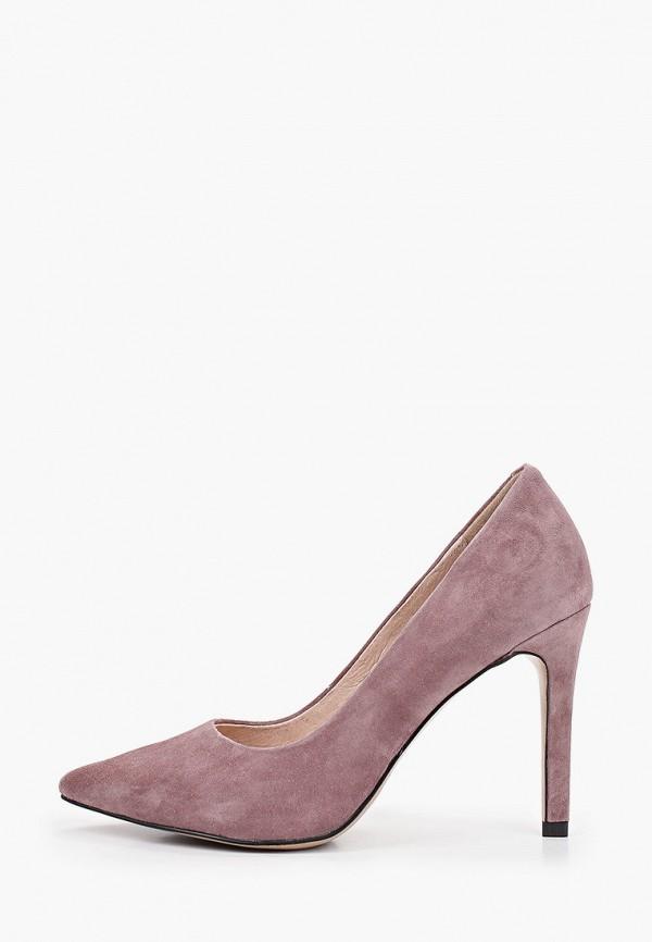 женские туфли-лодочки dino ricci, фиолетовые