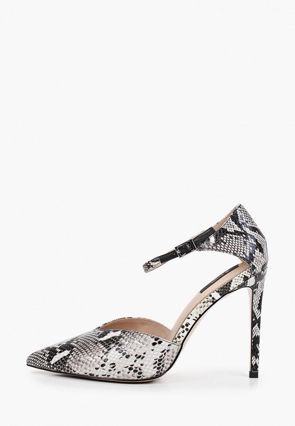 женские туфли evigi, серые