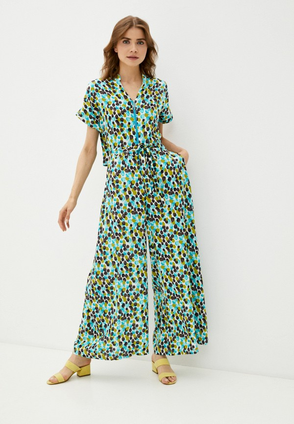 женский комбинезон с брюками dizzyway, разноцветный