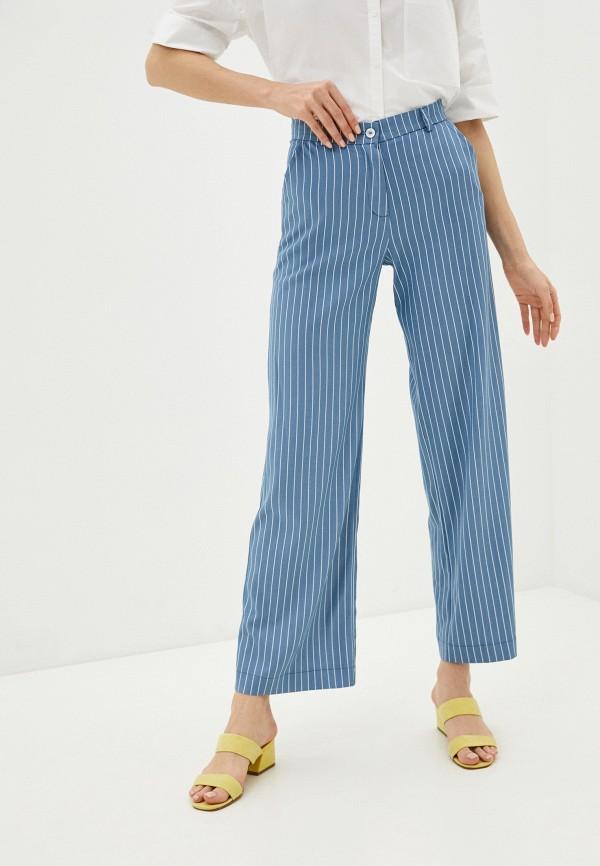 женские повседневные брюки dizzyway, голубые