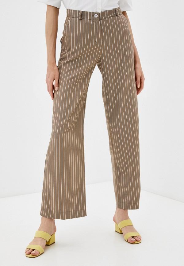 женские повседневные брюки dizzyway, бежевые