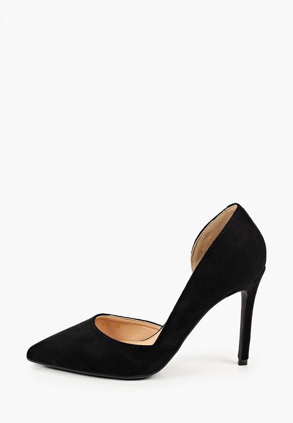 женские туфли араз, черные