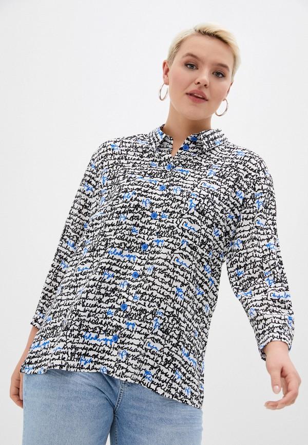 женская блузка с длинным рукавом dizzyway, разноцветная