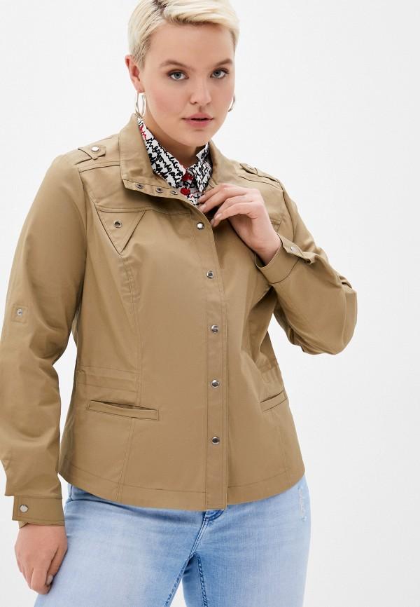 женская легкие куртка dizzyway, бежевая