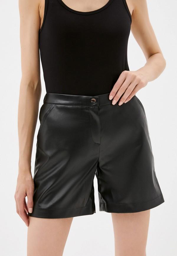 женские повседневные шорты dizzyway, черные