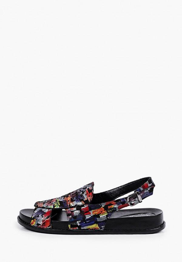 женские сандалии ascalini, разноцветные