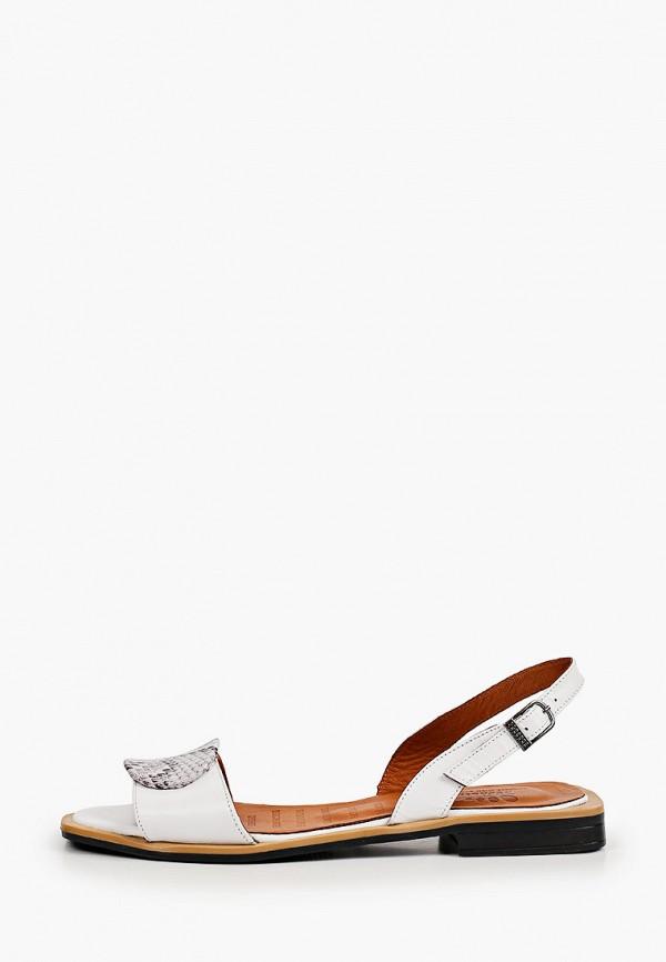 женские сандалии ascalini, белые