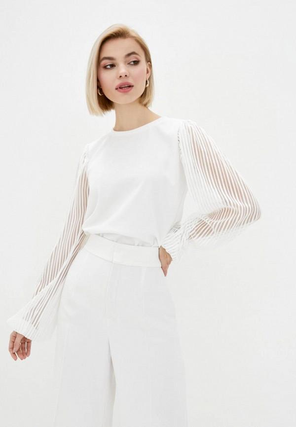 женская блузка vergans, белая