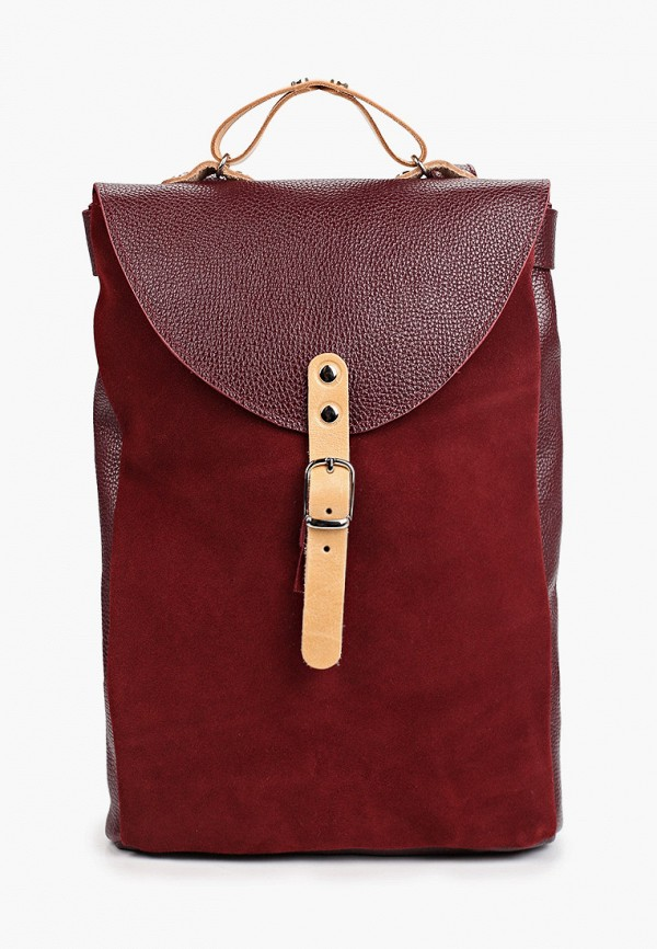 женский рюкзак kokosina, бордовый