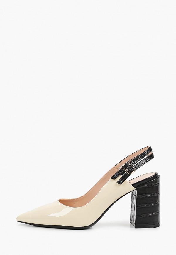 женские туфли myset, бежевые
