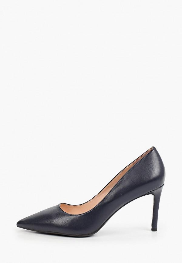 женские туфли-лодочки myset, синие