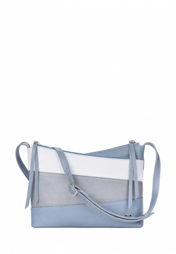 женская сумка с ручками esse, разноцветная