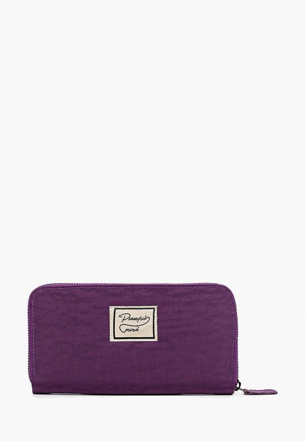 женский кошелёк defacto, фиолетовый