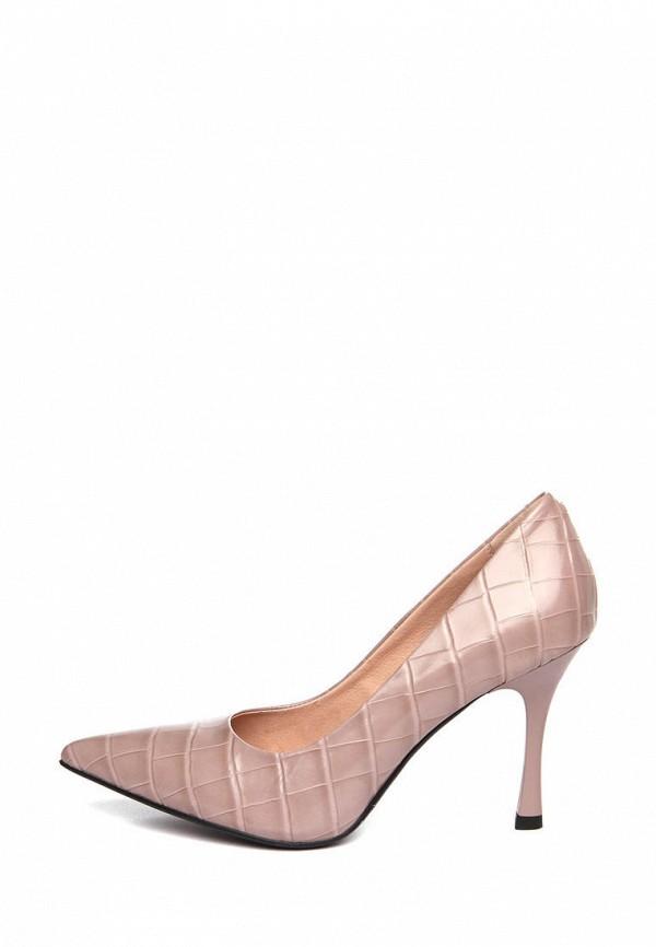 женские туфли ditto, розовые