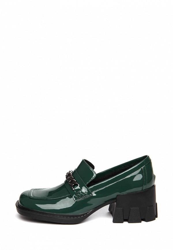 женские туфли ditto, зеленые