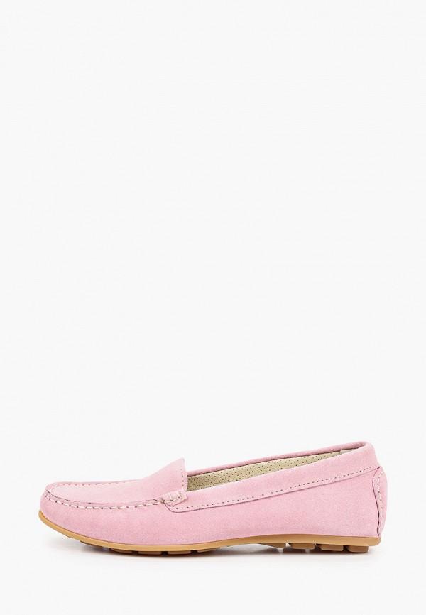 женские мокасины imac, розовые