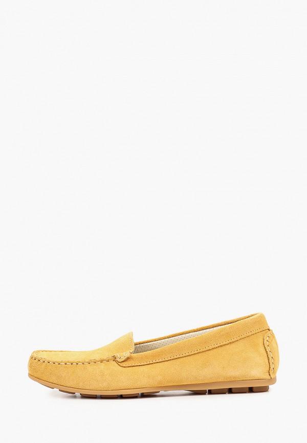 женские мокасины imac, желтые
