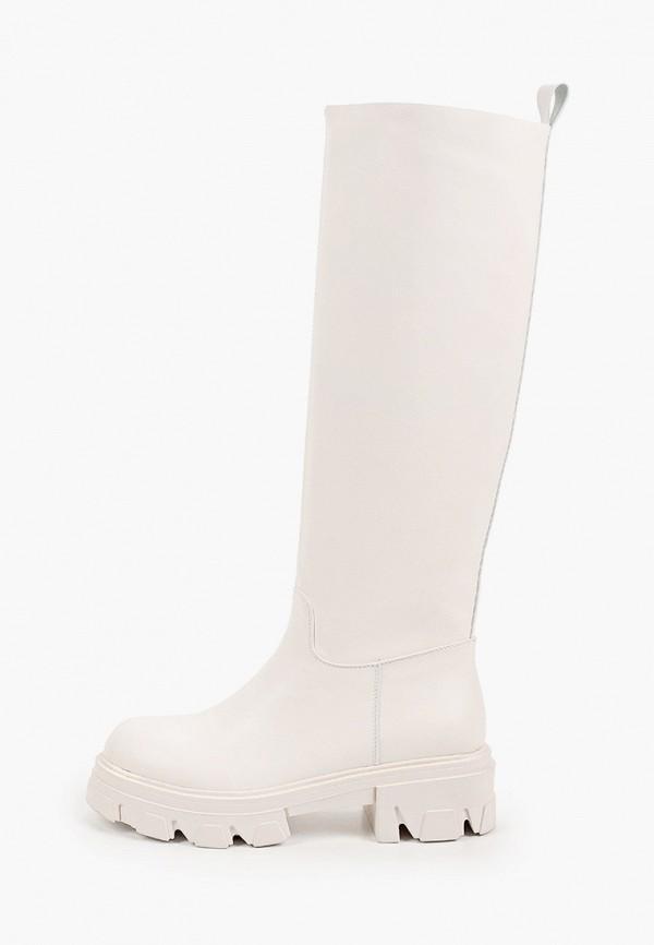 женские сапоги lera nena, белые