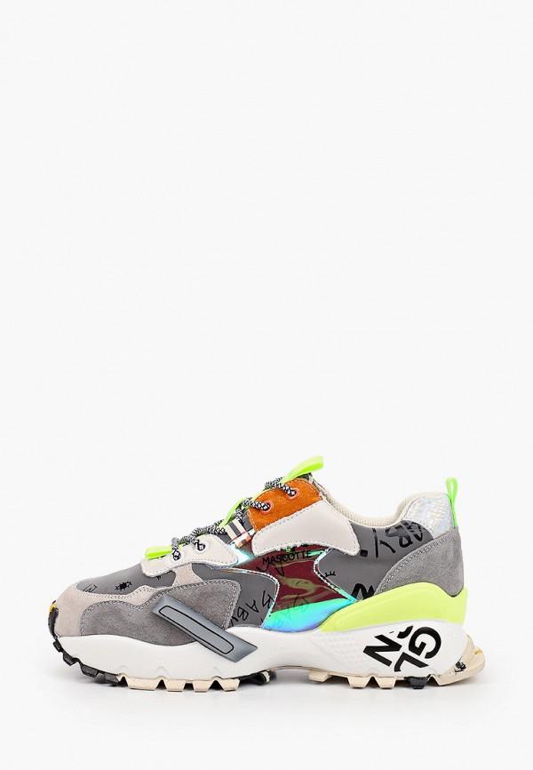 Кроссовки Mascotte разноцветного цвета