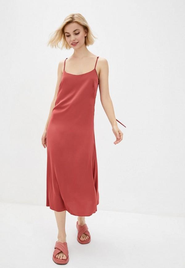 женское платье garne, красное
