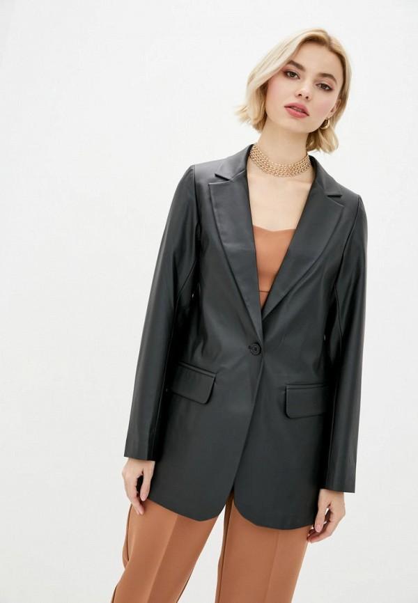 женский пиджак zubrytskaya, черный
