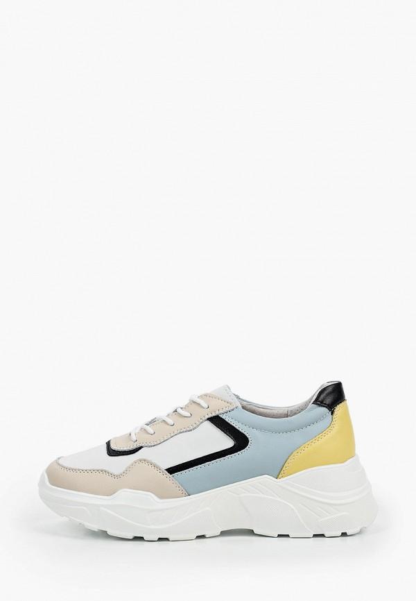 женские низкие кроссовки helena berger, разноцветные