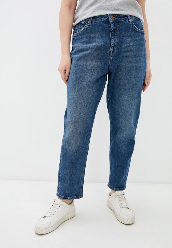 женские джинсы скинни fine joyce, синие