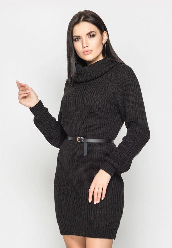 женское платье larionoff, черное