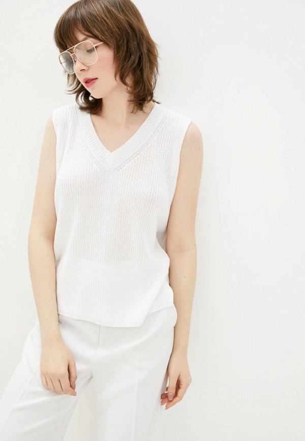 женский жилет sewel, белый