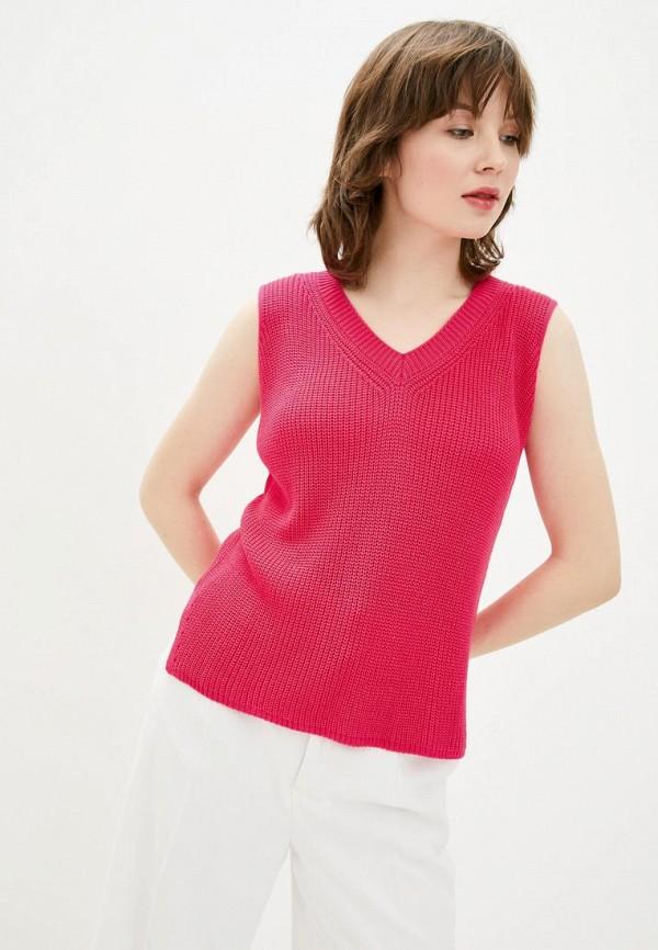 женский жилет sewel, розовый