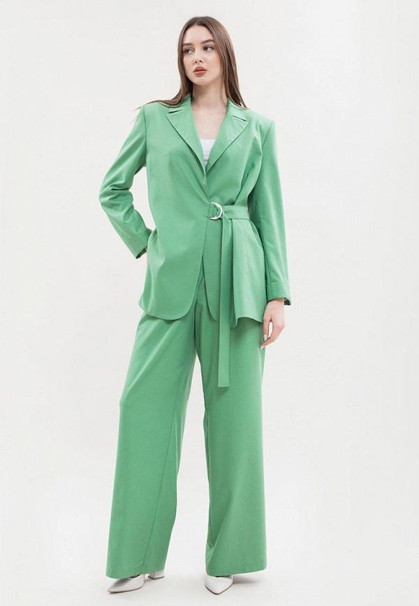женский костюм maxa, зеленый